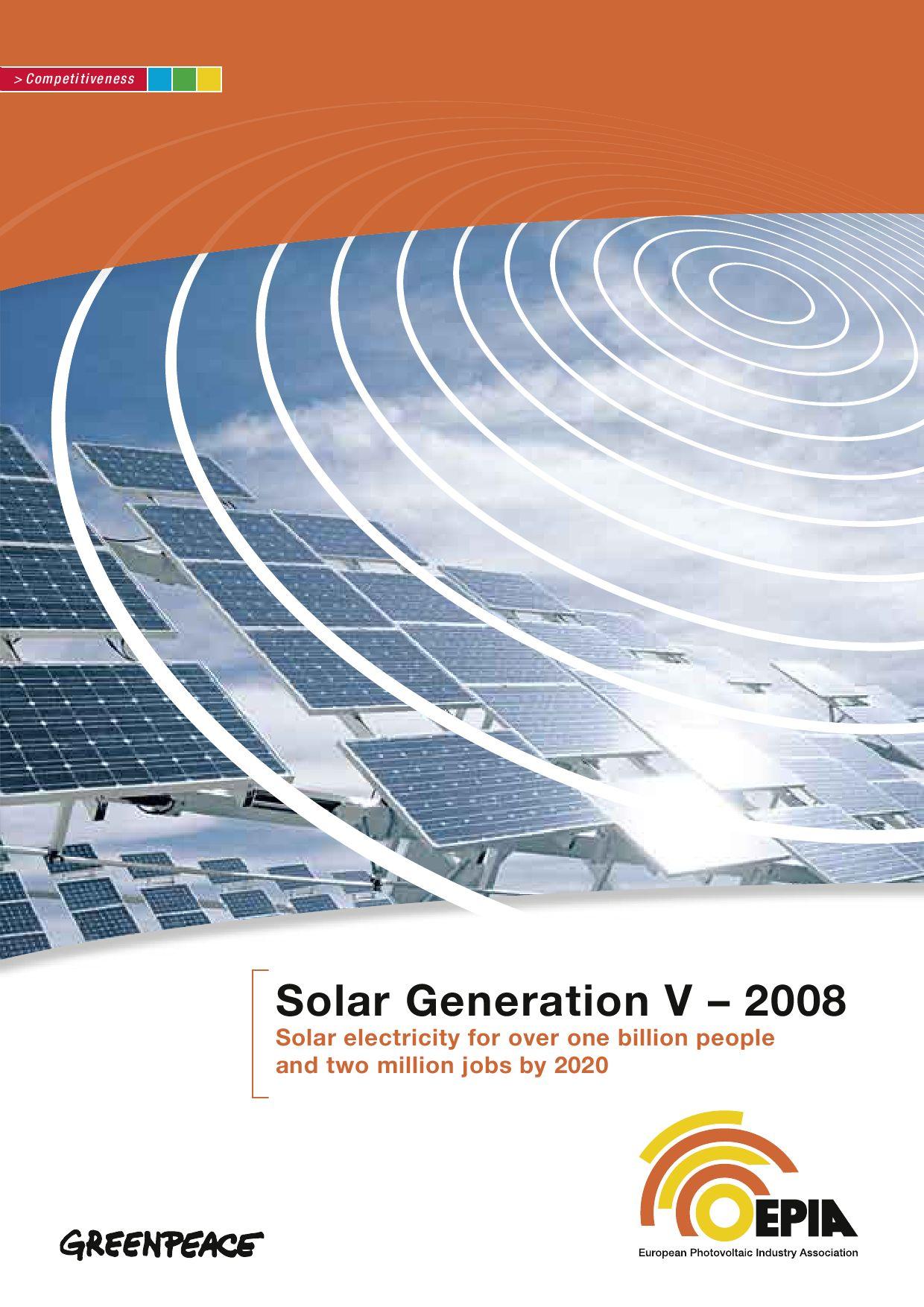 ESTIF - European Solar Thermal Industry Federation Epia european photovoltaic industry association