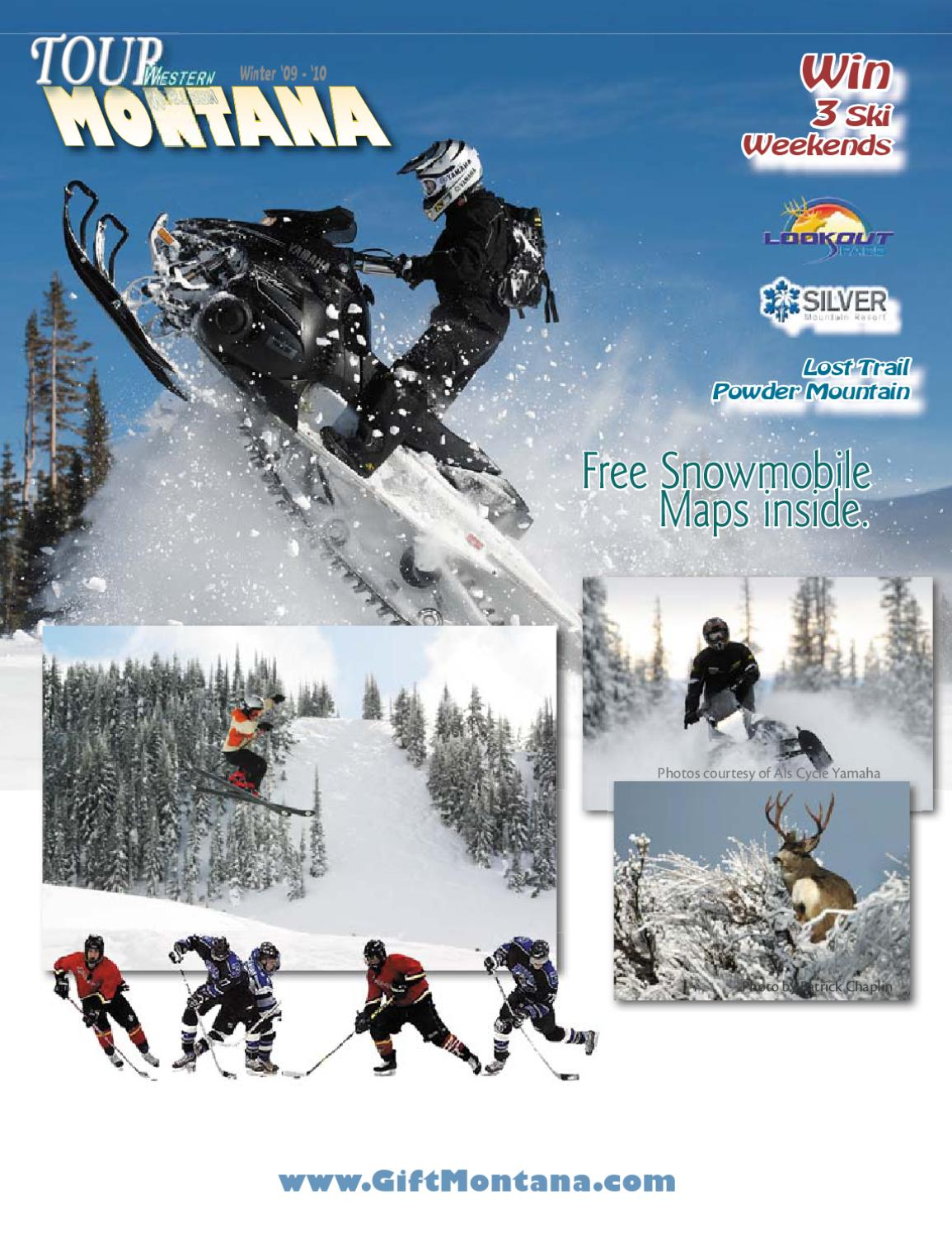 Tour Montana Winter 2010 By Sp2m Marketing Llc From