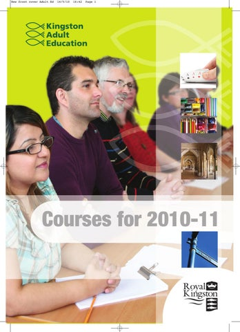 Adult education centres