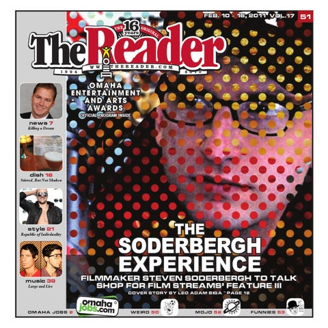 The Reader 2-10-2011