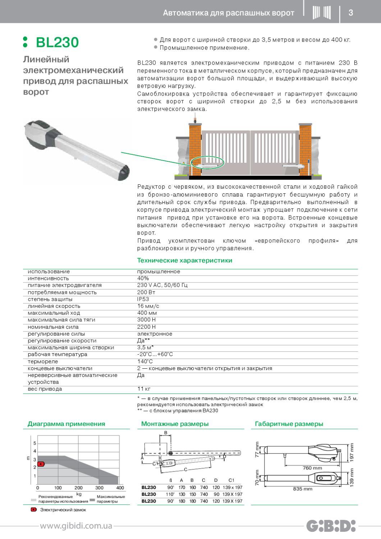 Автоматические распашные ворота своими руками чертежи