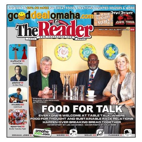 The Reader Sept. 29 - Oct. 5, 2011