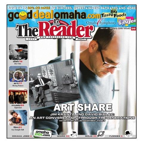 The Reader Nov. 3, 2011