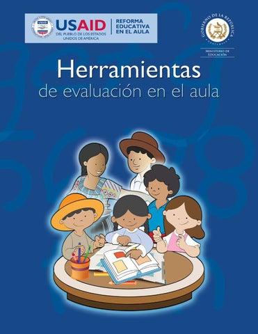 HERRAMIENTAS DE                                           EVALUACIÓN MINEDUC