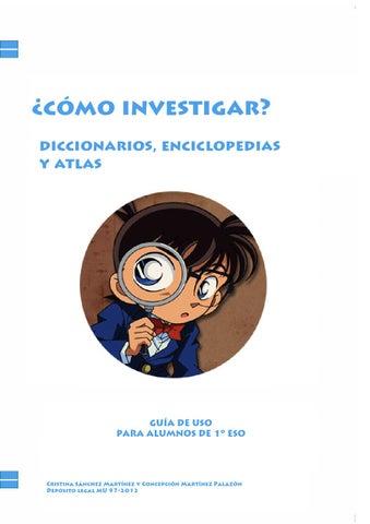 Investigacion 1ESO versión 2011/12