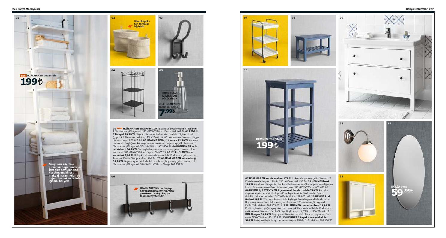 Ikea ronnskar bano