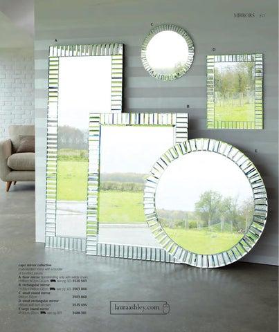 Laura ashley patricia floor mirror