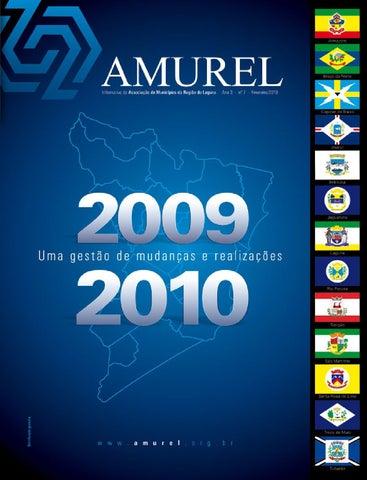 Balanço AMUREL - 2009 / 2010