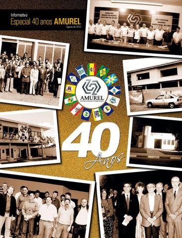 Informativo Especial 40 anos AMUREL