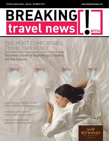 Breaking Travel News Special Edition - ITB Berlin 2014 Day 1
