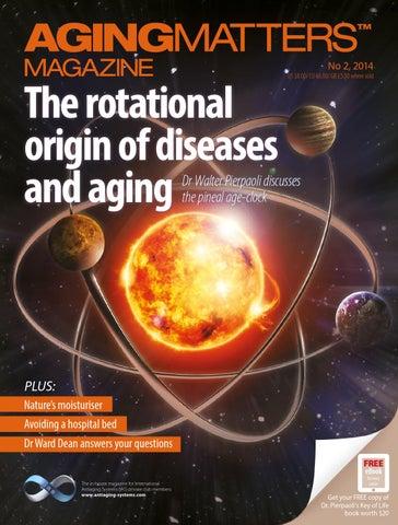 Aging Matters, Issue 2, 2014