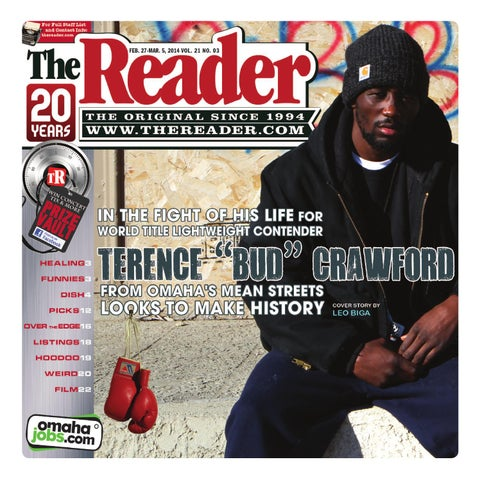 The Reader Feb. 27 - March 5, 2014