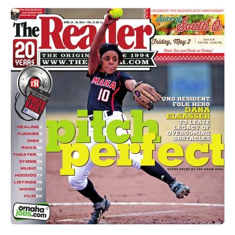 The Reader May 24 - 30, 2014