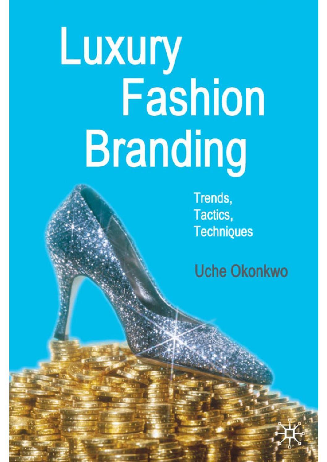 Okonkwo luxury fashion branding