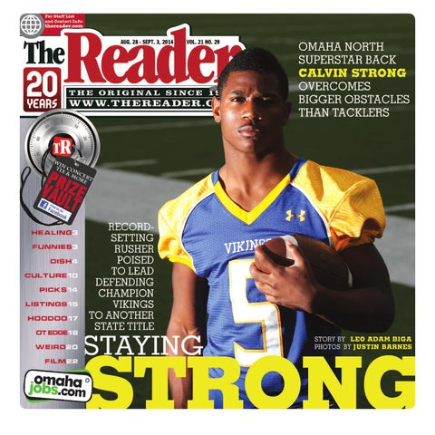 The Reader Aug. 28-Sept. 3, 2014