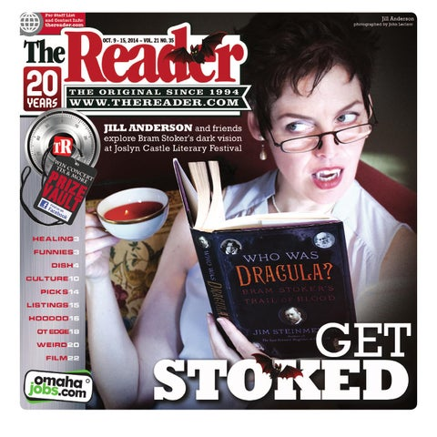 The Reader Oct. 16 - 22, 2014