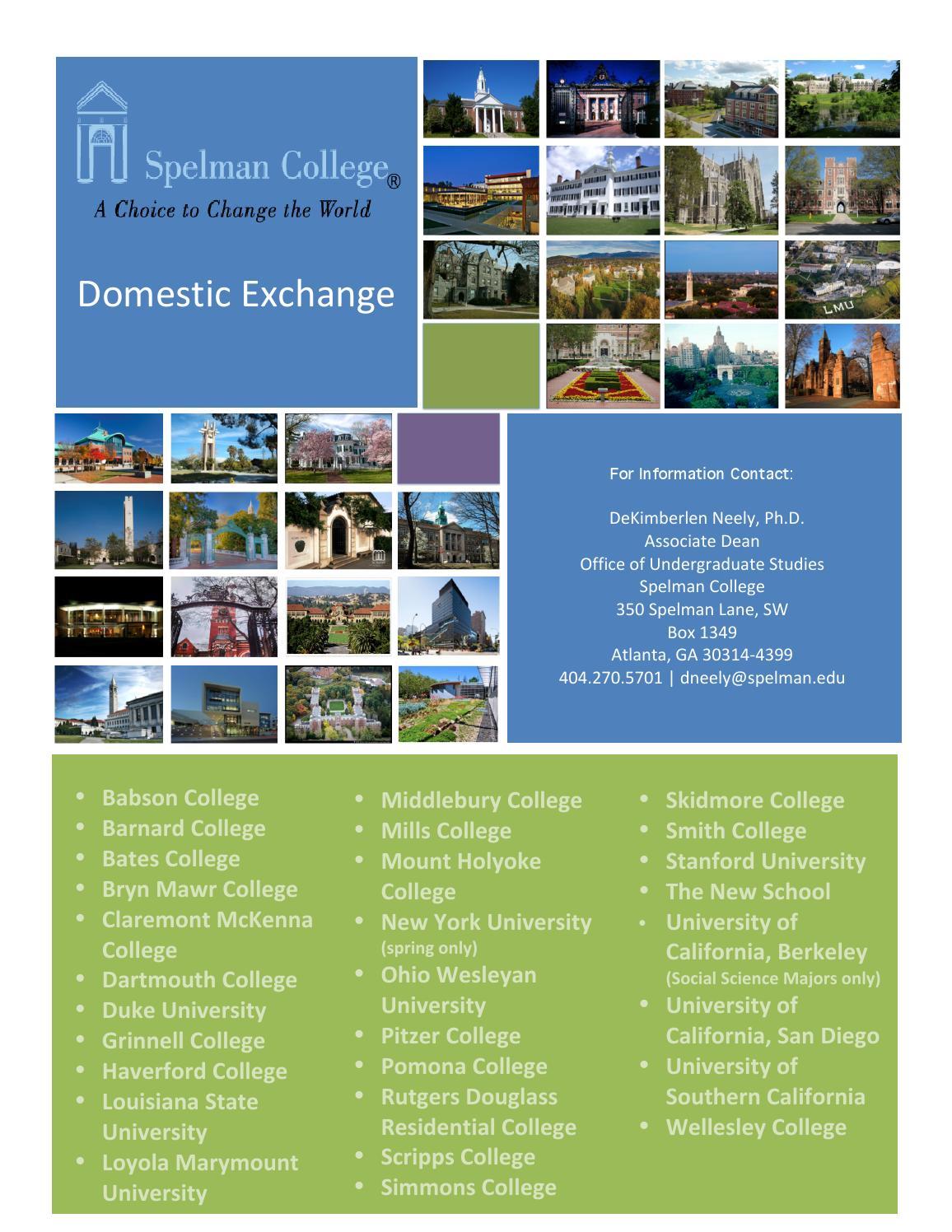 spelman college paper application
