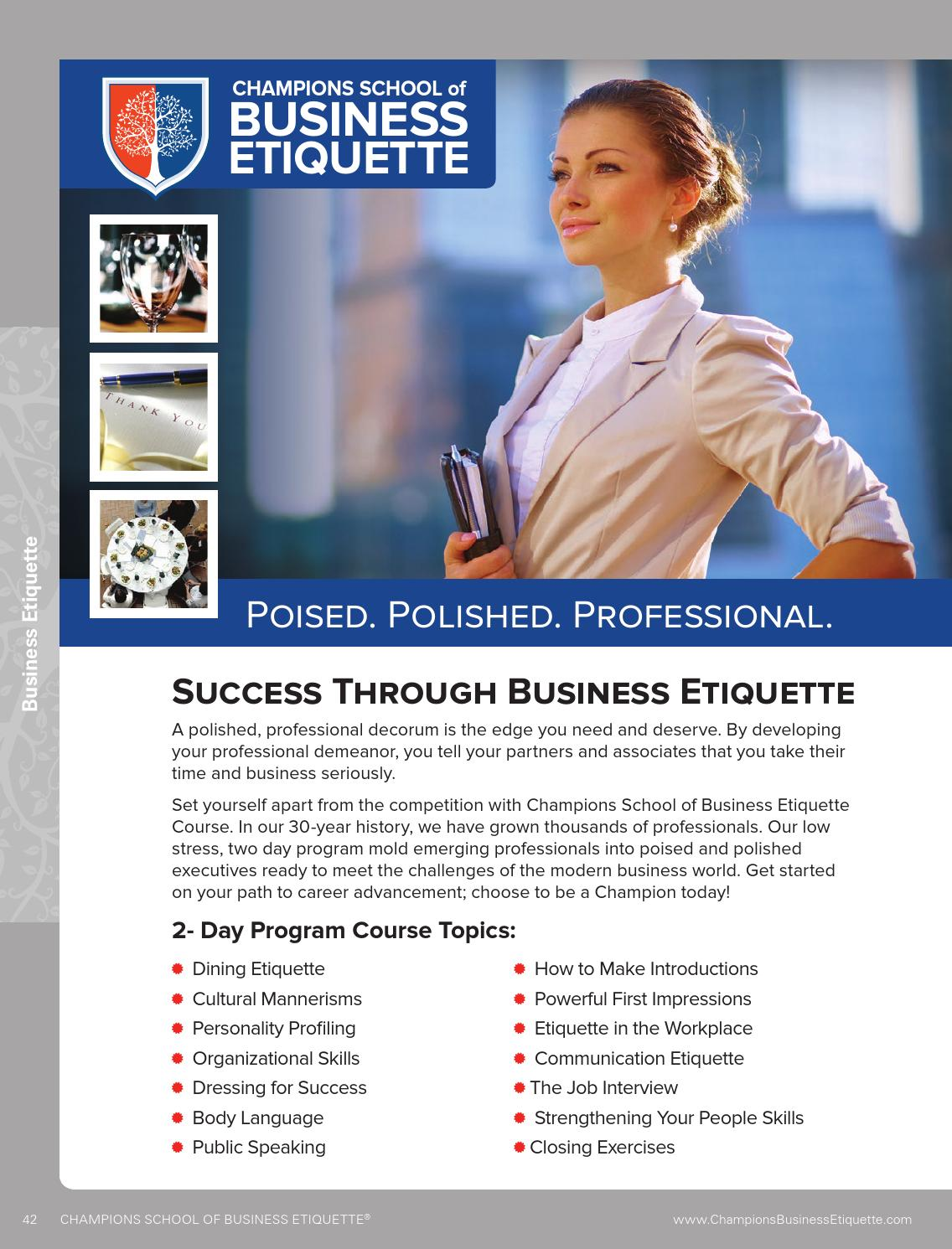 Powerful Professional Image: Dressing for Success