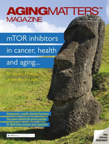Aging Matters, Issue 3, 2015
