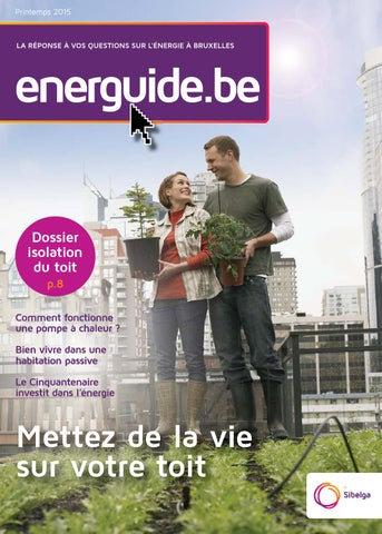 Energuide.be #10 / 2015-03