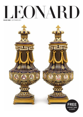LEONARD, Issue 1, October 2011