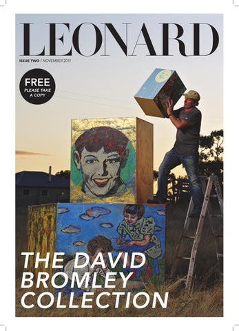 LEONARD, issue 2, November 2011
