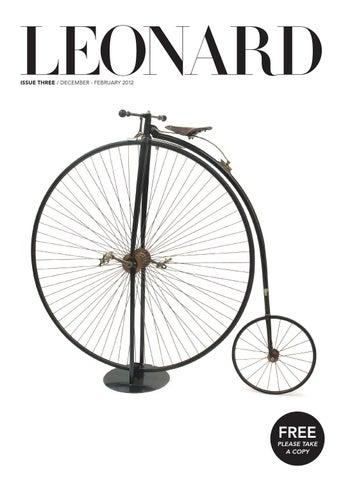 LEONARD, issue 3, December-February 2012