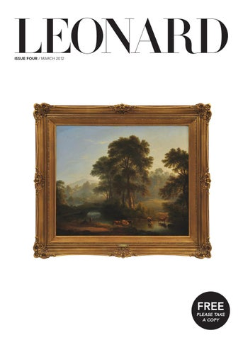 LEONARD, issue 4, March 2012