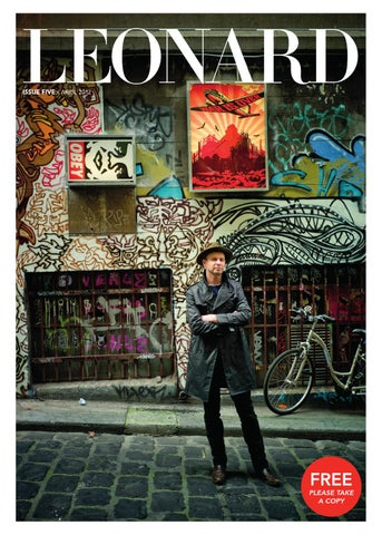 LEONARD, issue 5, April 2012