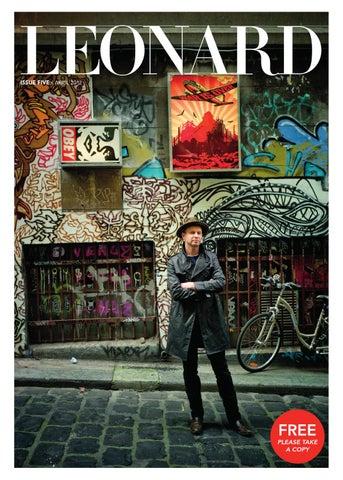 LEONARD, issue 5, April 2012