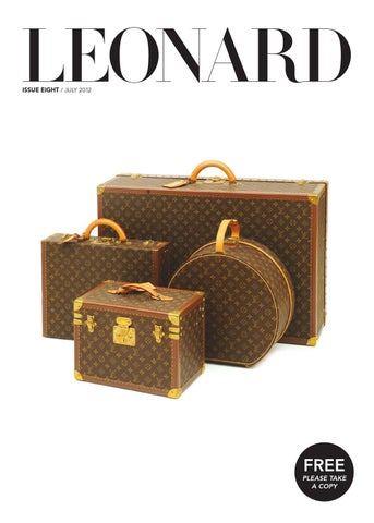 LEONARD, issue 8, July 2012