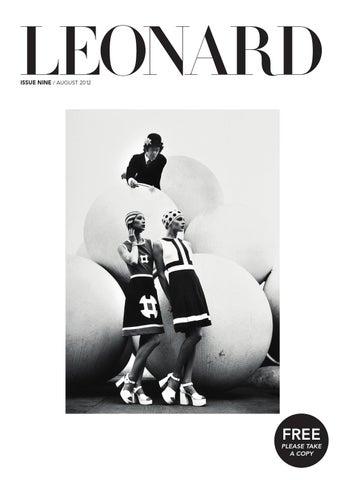 LEONARD, issue 9, August 2012
