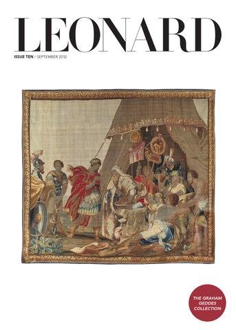 LEONARD, issue 10, September 2012