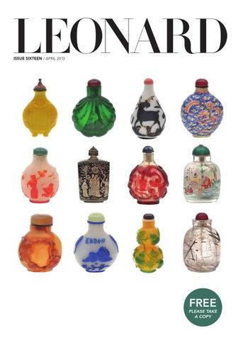 LEONARD, issue 16, April 2013