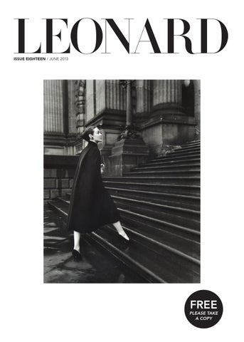 LEONARD, issue 18, June 2013