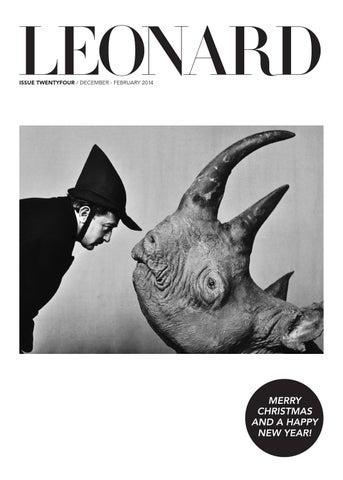 LEONARD, issue 24, December-February 2014
