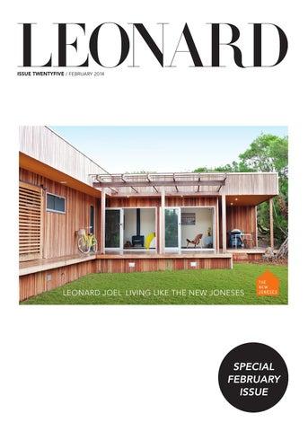 LEONARD, issue 25, February 2014