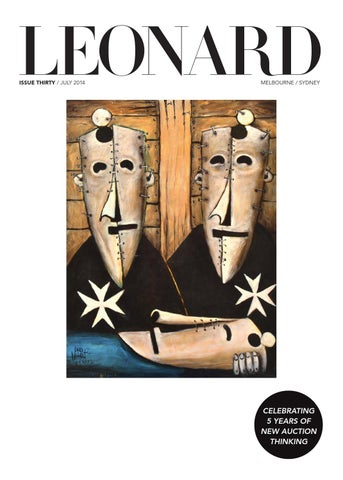 LEONARD, issue 30, July 2014