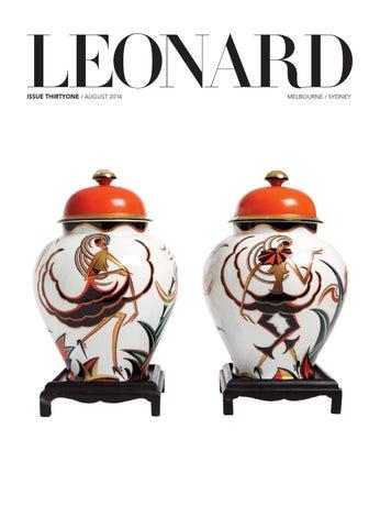LEONARD, issue 31, August 2014