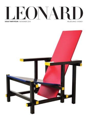 LEONARD, issue 34, November 2014