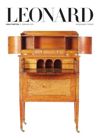 LEONARD, issue 36, February 2015