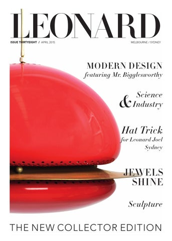 LEONARD, issue 38, April 2015