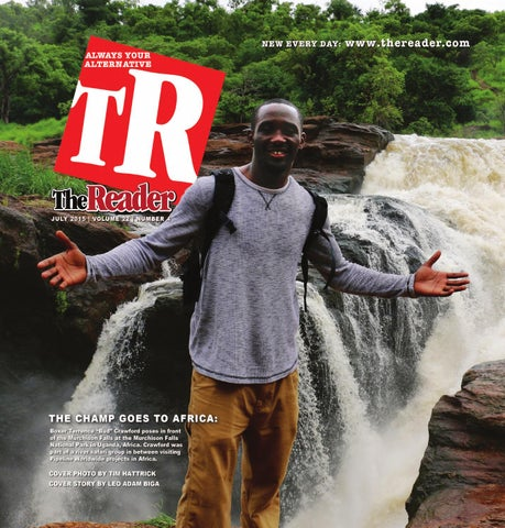 The Reader July 2015