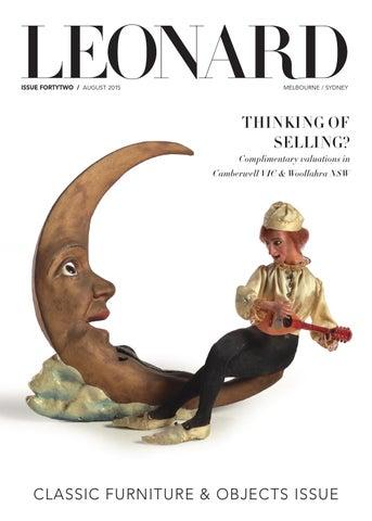 LEONARD, issue 42, August 2015