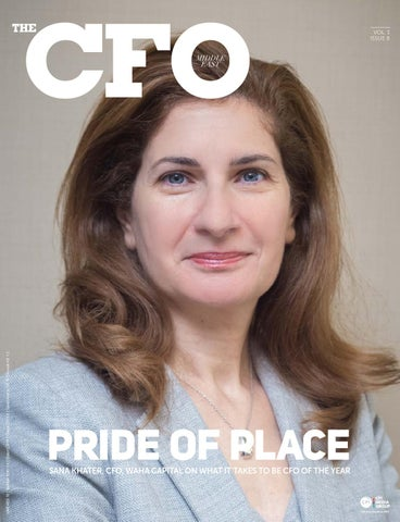 The CFO Middle East | Issue 8