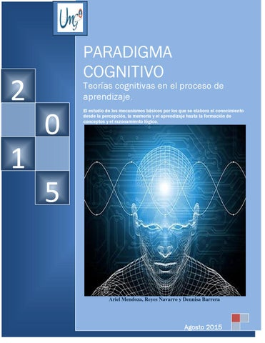 E book paradigma                                                 cognitivo