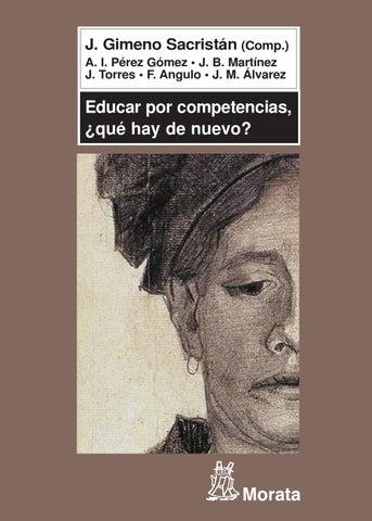 Educar por competencias                                       gimeno