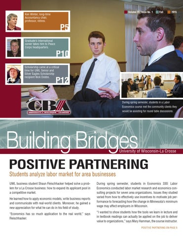 Building Bridges Newsletter