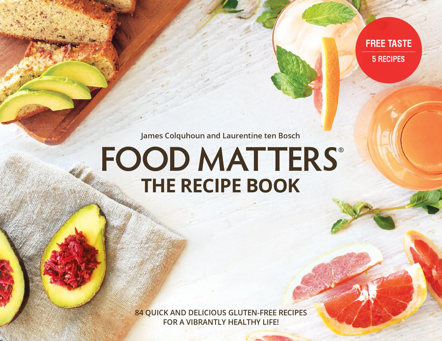 Amazoncom food matters the recipe book quick delicious amazoncom food matters the recipe book quick delicious forumfinder Images