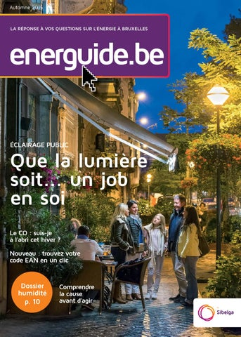 Energuide.be #12 / 2015-10